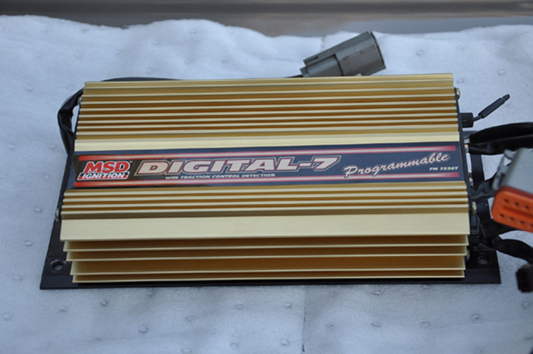 Msd 7530t Ignition Box